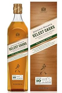 Johnnie Walker Select Cask Rye Cask Finish 10 Yr